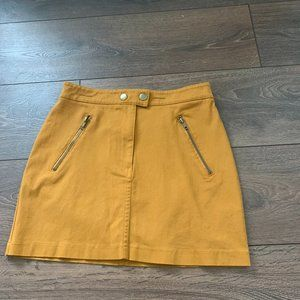 F21 mini skirt, Small
